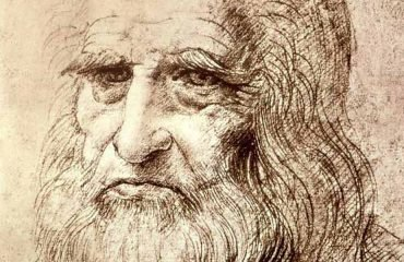 Leonardo-self-portrait