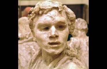 Rodin-sculture-detail-head