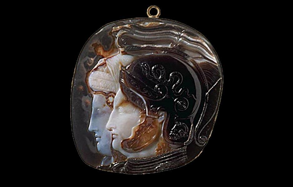 Ptolemaeer-Cameo