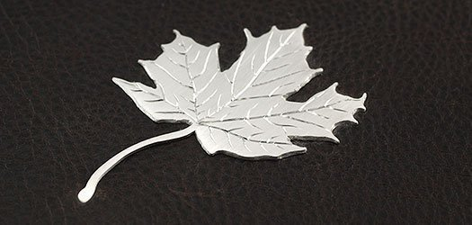 silver-maple-leaf-engraved