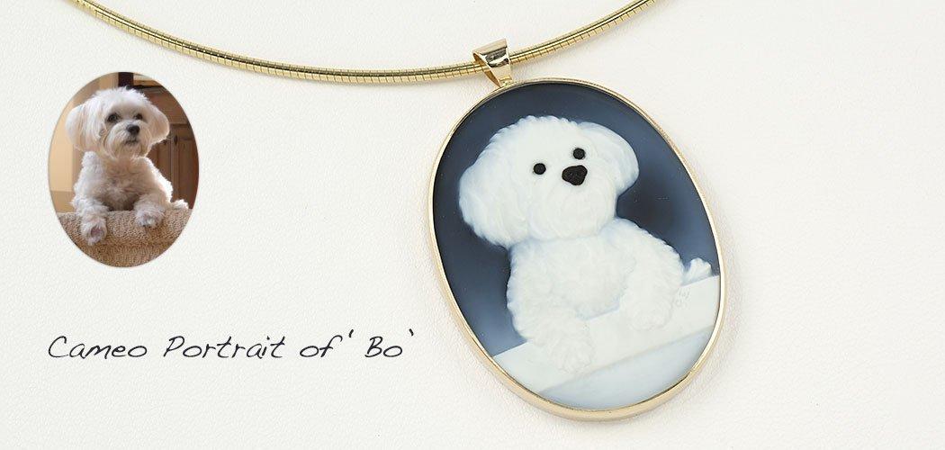 cameo-pet-portrait-Bo-wide