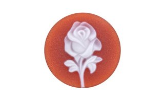 rose-white-red-cameo-earring