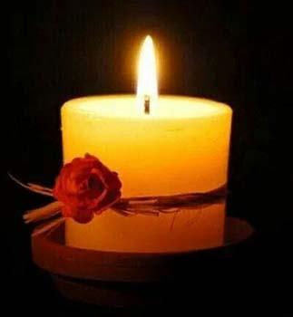 sympathy-candle