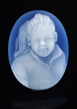 silent-angel-cameo-portrait-stone