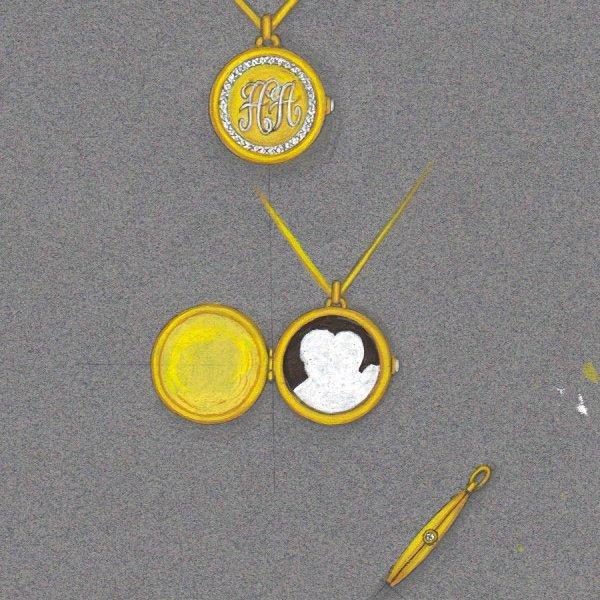 diamond-round-locket