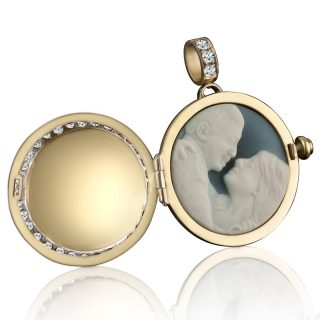 diamond-gold-round-locket-open-sq