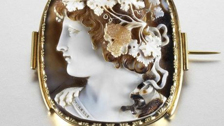 Bonhams Cameo Brooch