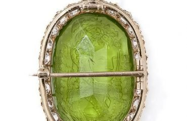 antique-carved-peridot-cameo-and-diamond-brooch-pendant-back