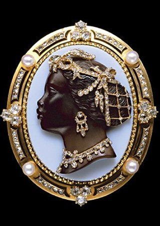 commesso-cameo-black-profile-diamonds-pearls