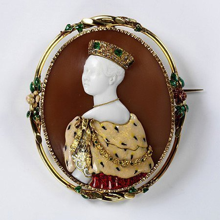commesso-cameo-of-queen-Victoria