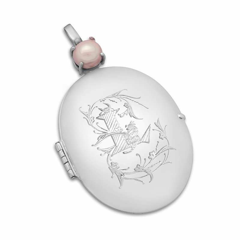 custom-locket-platinum-pearl-L-bird-