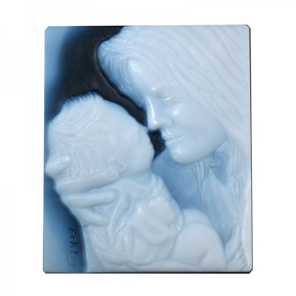 mother-baby-cameo-portrait-unset-white