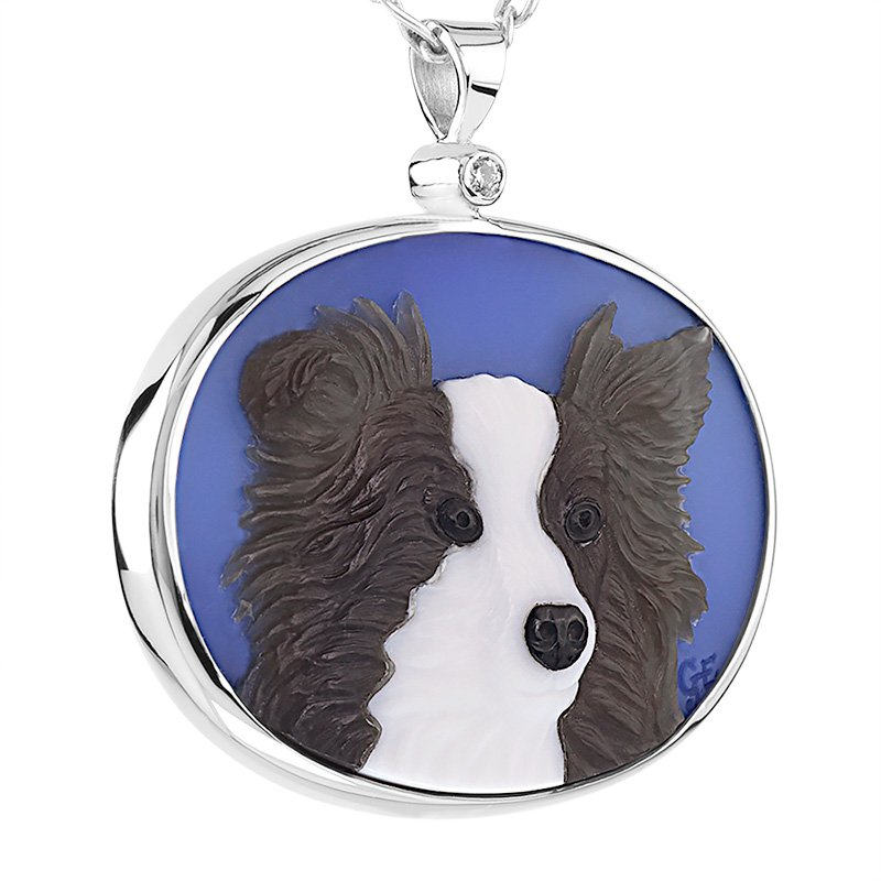 pet-portrait-cameo-pendant-white-gold