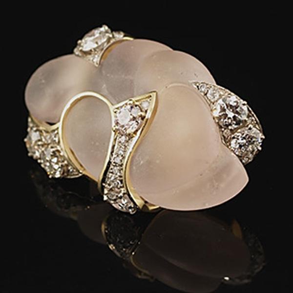 carved-morganite-pink-diamond-brooch
