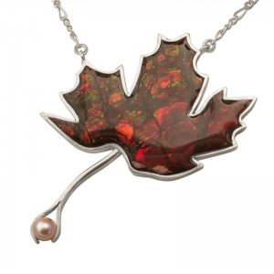 maple-leaf-ammolite-necklace-