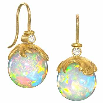 Antique-Opal-Ball-Earring-sq