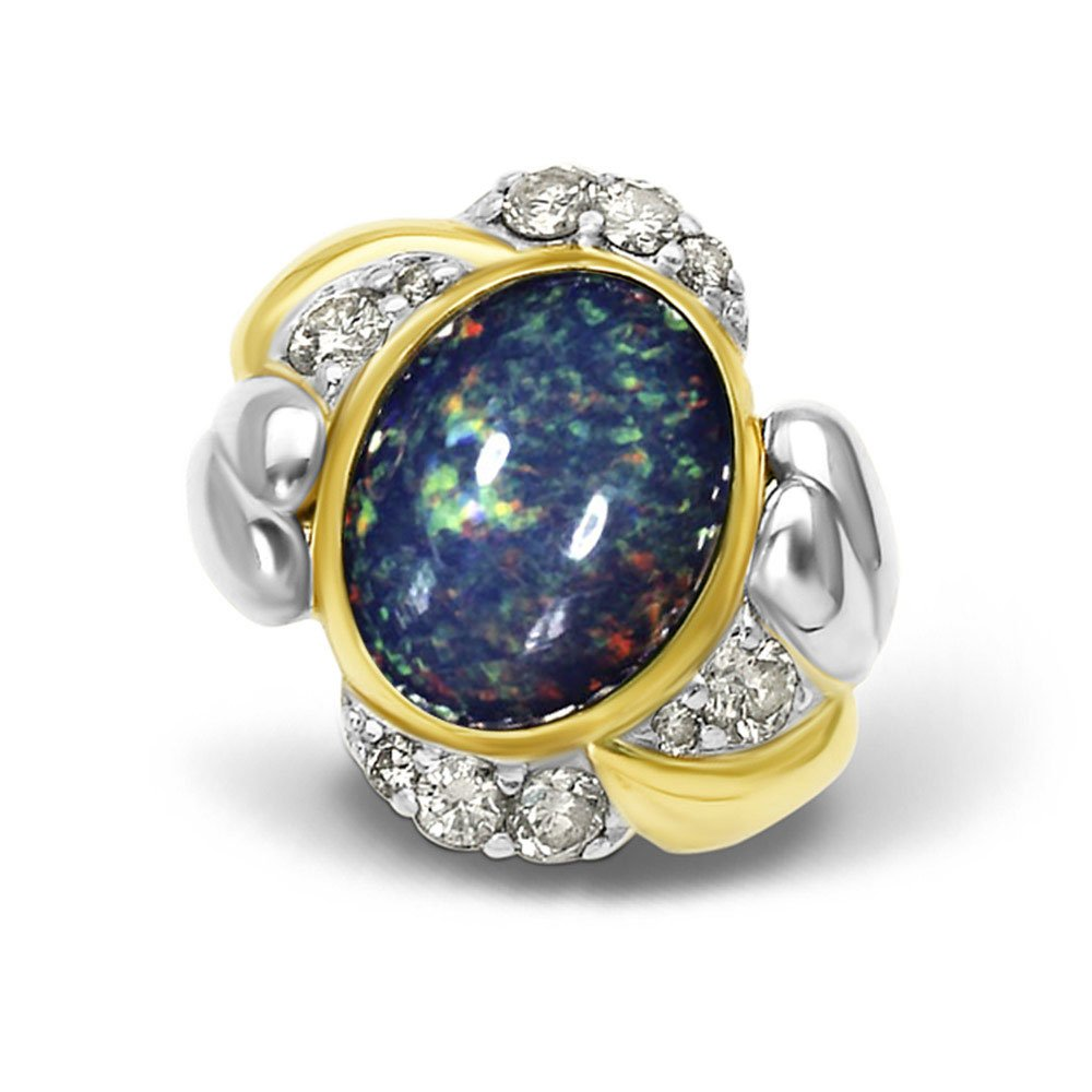 Opal-Diamond-Gold-Cocktail-ring