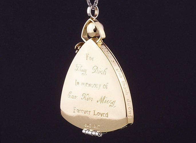 7f9888f70a Hand Engraved with a Message