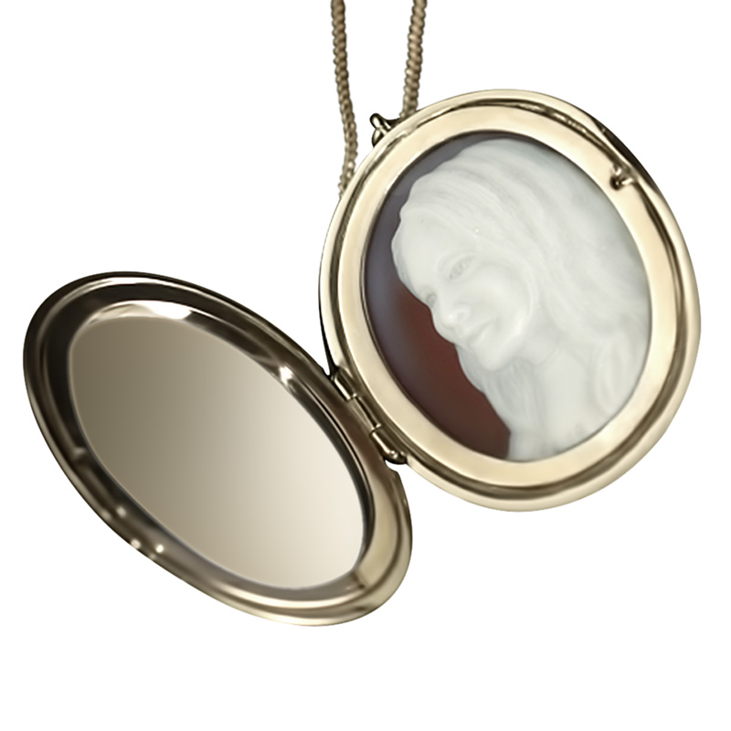 portrait_cameo_locket_woman_open