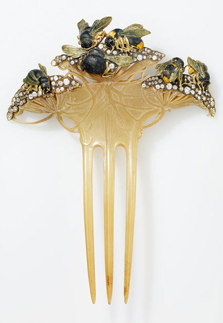 lalique-hair-comb-bees-3